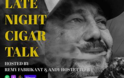Cigar Talk.